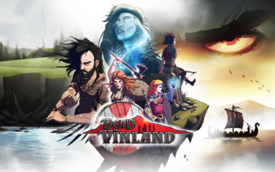 """Good Boy! Dead In Vinland's DLC """"The Vallhund"""" is now available!"""