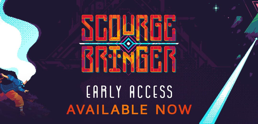 """ScourgeBringer launches in Early Access & Xbox Game Pass for PC today – """"Dead Cells meets Celeste"""""""