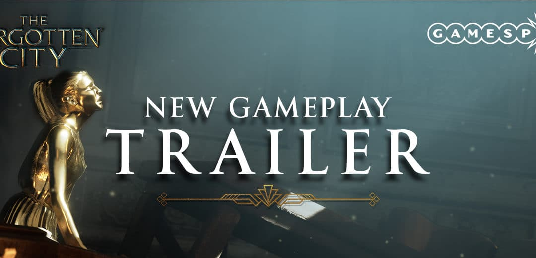 New gameplay reveal trailer for the Writers' Guild Award-winning 'The Forgotten City' released / Gamespot Play For All showcase