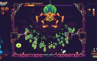 ScourgeBringer launches on PC, Switch and Xbox One